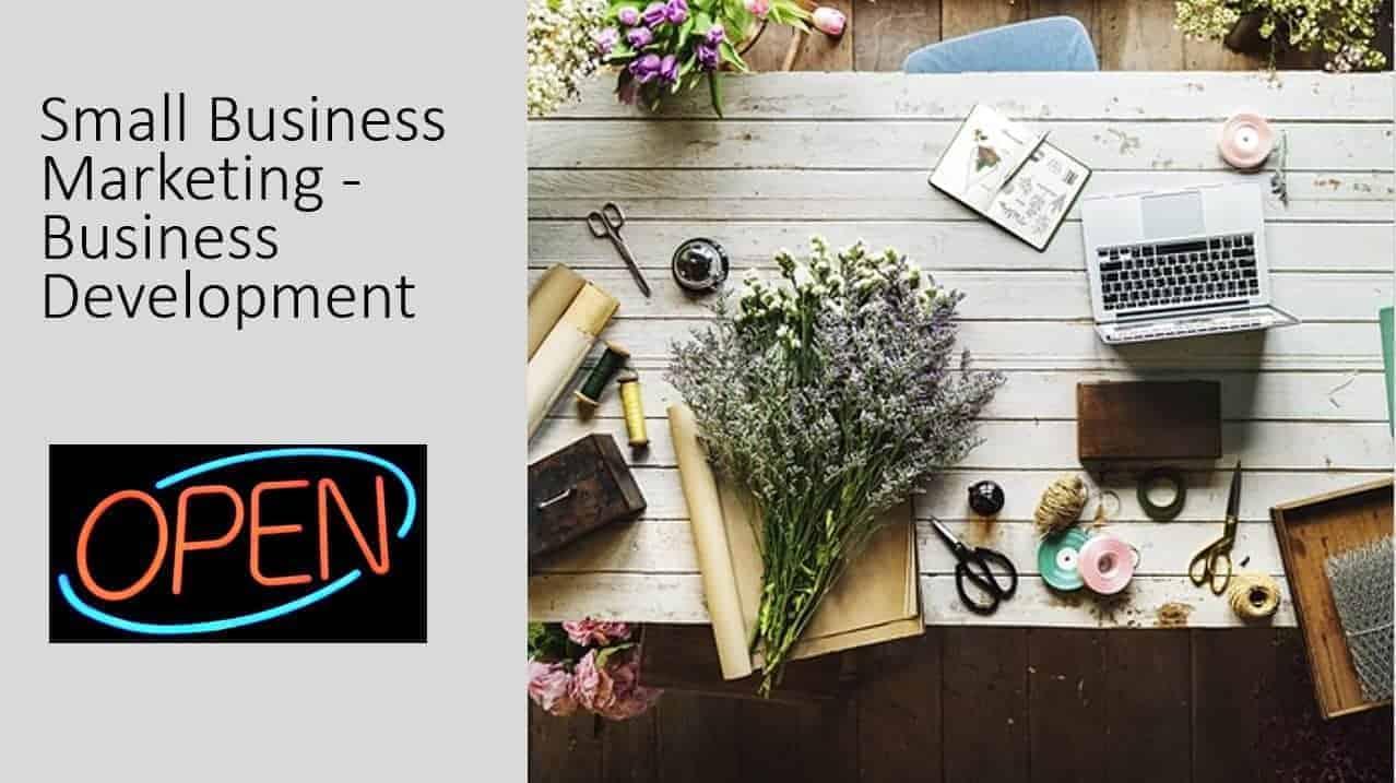 Small Business Marketing - Business Development